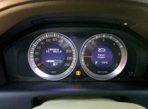 корректировка пробега Volvo XC60