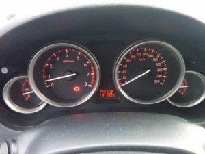 Корректировка одометра Mazda 6