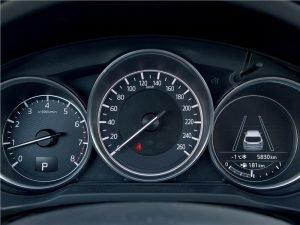 Скрутить пробег корректировка пробега Mazda CX5 2018