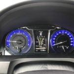 Скрутить пробег Toyota Camry 55 без разбора приборной панели