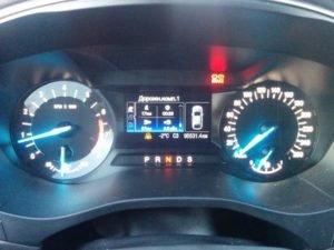 Корректировка пробега Форд Фокус 2