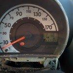 Скрутить пробег Peugeot 107