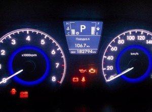 скрутить пробег Hyundai Solaris